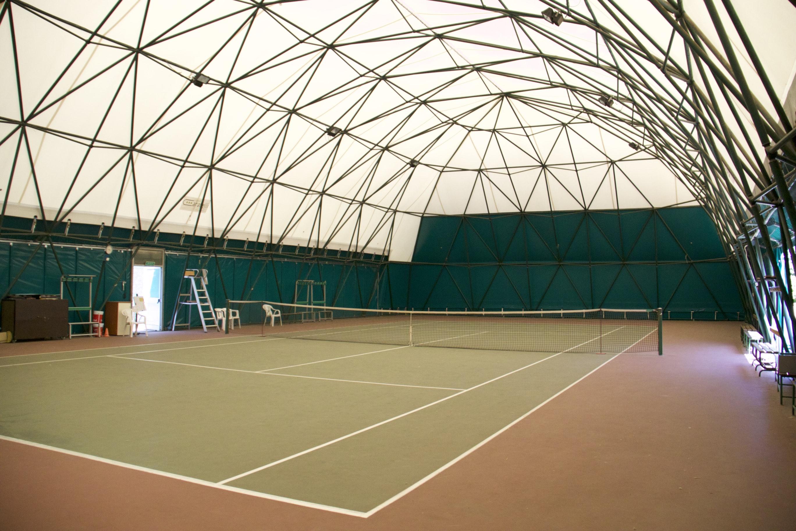 Struttura tennis club boschetto